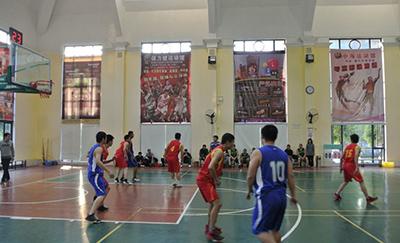 部门篮球赛