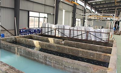 铝单板前处理池
