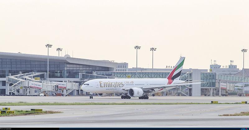 郑州国际机场使用金锐氟碳铝单板案例