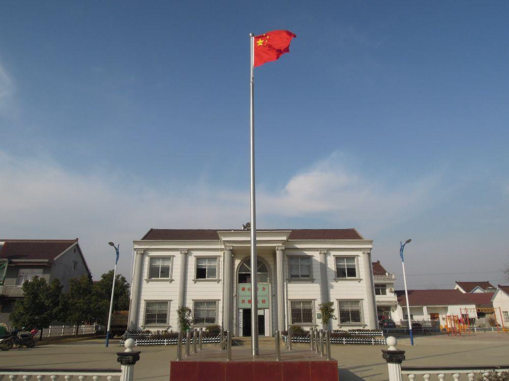宣城市广德县税务局使用金锐仿石材铝单板、冲孔铝单板案例