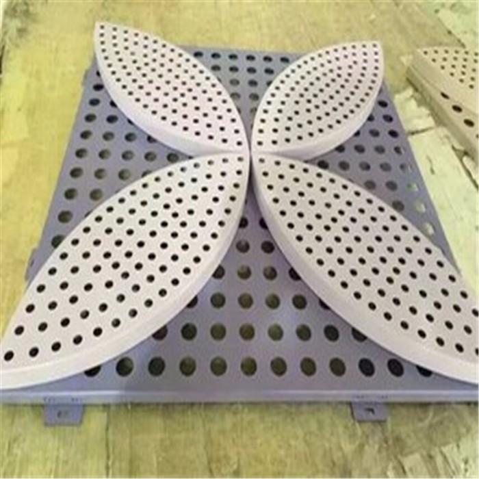安徽金锐:蜂窝型铝单板有哪些优点